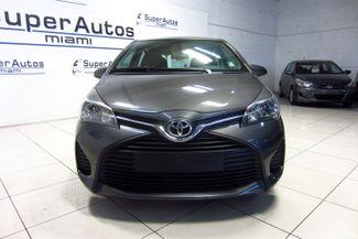 2015 Toyota Yaris L Doral (Miami Area), Florida 33