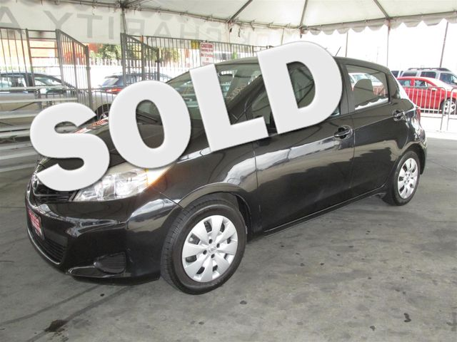 2015 Toyota Yaris LE This particular vehicle has a SALVAGE title Please call or email to check av