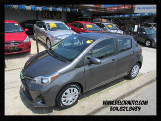 2015 Toyota Yaris L, Low Miles! Gas Saver! Factory Warranty! New Orleans, Louisiana