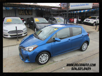 2015 Toyota Yaris L, Gas Saver! Low Miles! Clean CarFax! New Orleans, Louisiana