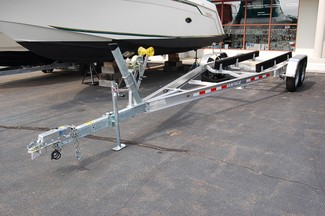 2017 Venture VATB-6425 Tandem axle Boat trailer East Haven, Connecticut
