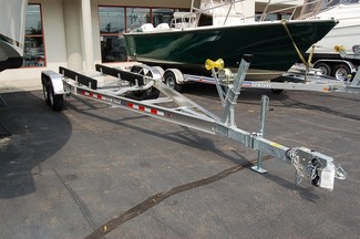 2017 Venture VATB-6425 Tandem axle Boat trailer East Haven, Connecticut 1