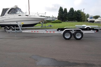 2018 Venture VATB-6425 Tandem axle Boat trailer East Haven, Connecticut 15