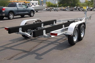 2018 Venture VATB-6425 Tandem axle Boat trailer East Haven, Connecticut 26