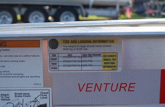 2016 Venture VATB-8725 Boat Trailer East Haven, Connecticut 13