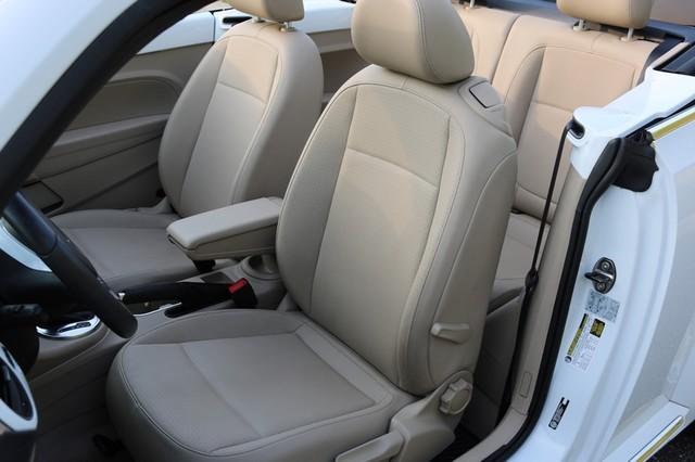 2015 Volkswagen Beetle Convertible 1.8T Mooresville, North Carolina 11
