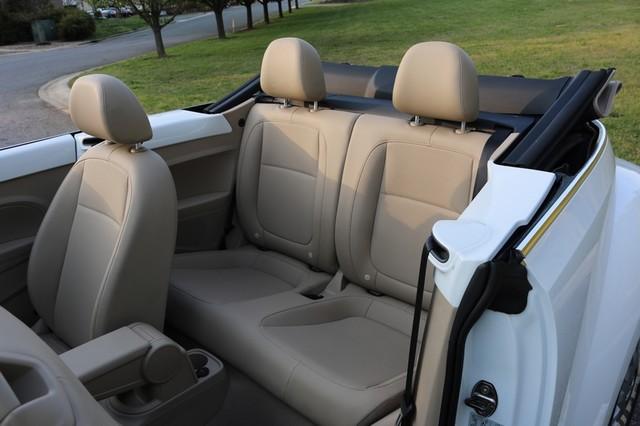 2015 Volkswagen Beetle Convertible 1.8T Mooresville, North Carolina 13
