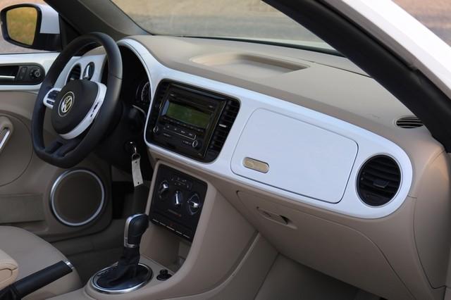 2015 Volkswagen Beetle Convertible 1.8T Mooresville, North Carolina 17