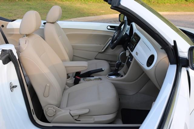2015 Volkswagen Beetle Convertible 1.8T Mooresville, North Carolina 20