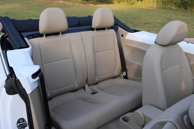 2015 Volkswagen Beetle Convertible 1.8T Mooresville, North Carolina 23