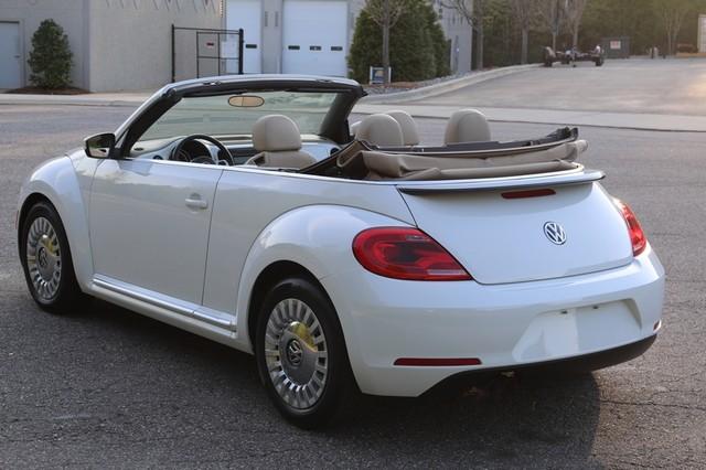 2015 Volkswagen Beetle Convertible 1.8T Mooresville, North Carolina 3