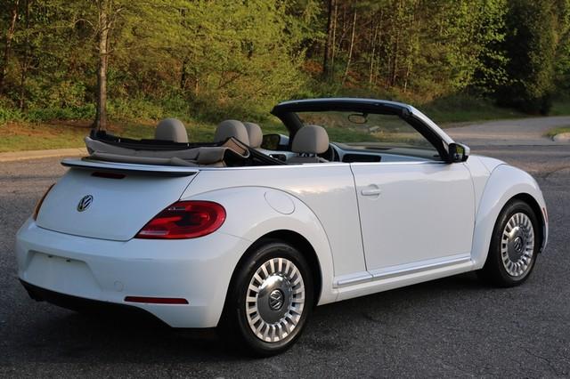 2015 Volkswagen Beetle Convertible 1.8T Mooresville, North Carolina 5