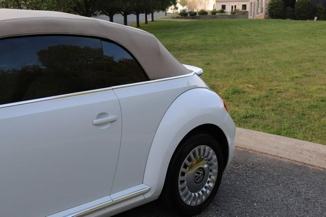 2015 Volkswagen Beetle Convertible 1.8T Mooresville, North Carolina 55