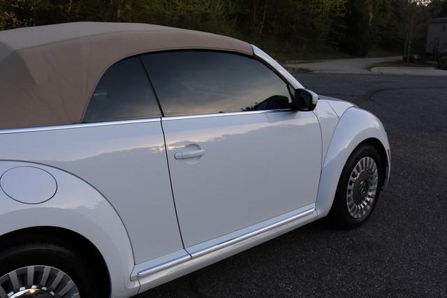 2015 Volkswagen Beetle Convertible 1.8T Mooresville, North Carolina 59