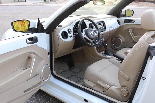 2015 Volkswagen Beetle Convertible 1.8T Mooresville, North Carolina 6