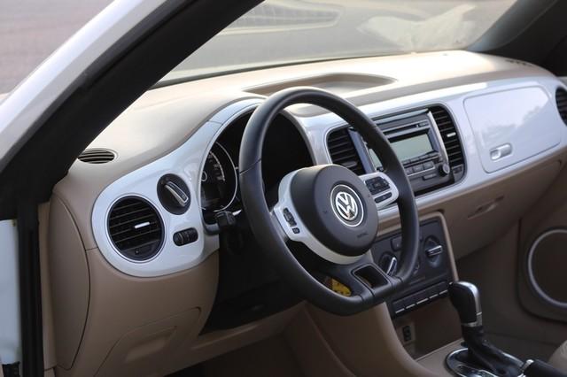 2015 Volkswagen Beetle Convertible 1.8T Mooresville, North Carolina 7