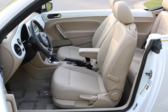 2015 Volkswagen Beetle Convertible 1.8T Mooresville, North Carolina 8