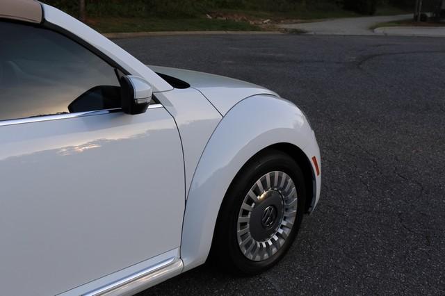 2015 Volkswagen Beetle Convertible 1.8T Mooresville, North Carolina 60