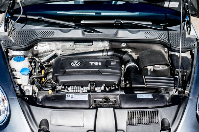 2015 Volkswagen Beetle Convertible 1.8T w/Tech - AUTO - 26K MILES - HTD STS Reseda, CA 8