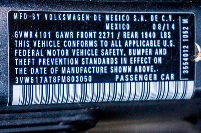 2015 Volkswagen Beetle Convertible 1.8T w/Tech - AUTO - 26K MILES - HTD STS Reseda, CA 34
