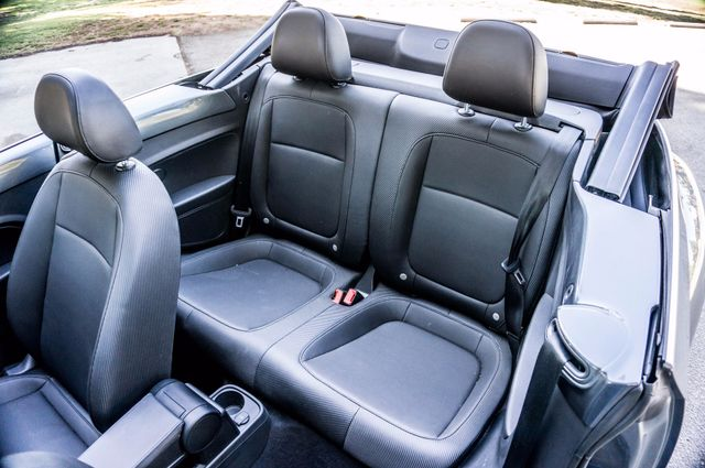 2015 Volkswagen Beetle Convertible 1.8T w/Tech - AUTO - 26K MILES - HTD STS Reseda, CA 23