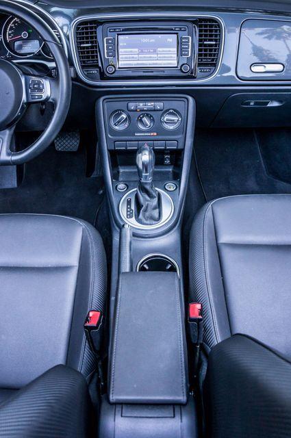 2015 Volkswagen Beetle Convertible 1.8T w/Tech - AUTO - 26K MILES - HTD STS Reseda, CA 19