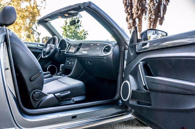2015 Volkswagen Beetle Convertible 1.8T w/Tech - AUTO - 26K MILES - HTD STS Reseda, CA 29