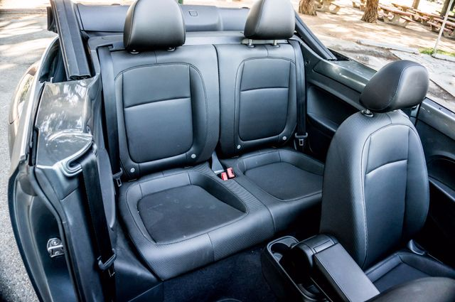 2015 Volkswagen Beetle Convertible 1.8T w/Tech - AUTO - 26K MILES - HTD STS Reseda, CA 22