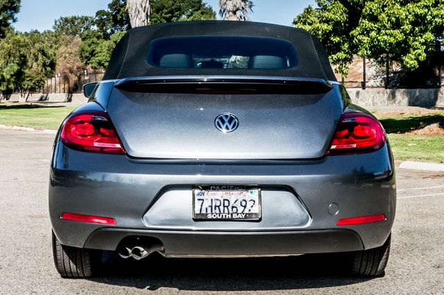 2015 Volkswagen Beetle Convertible 1.8T w/Tech - AUTO - 26K MILES - HTD STS Reseda, CA 6