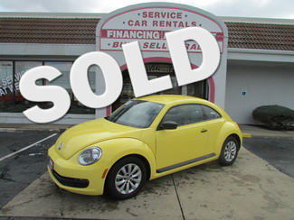 2015 Volkswagen Beetle Coupe 1.8T Classic Fremont, Ohio