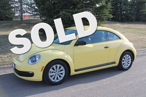 2015 Volkswagen Beetle Coupe 1.8T Classic in Great Falls, MT