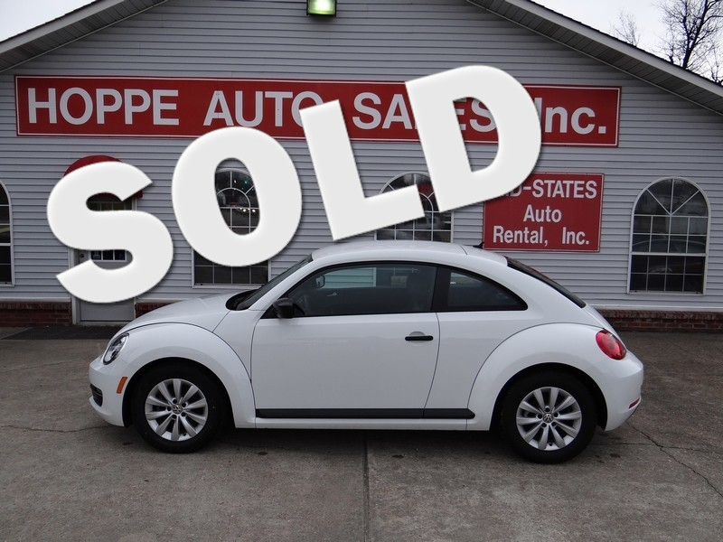 2015 Volkswagen Beetle Coupe 1.8T Classic in Paragould Arkansas