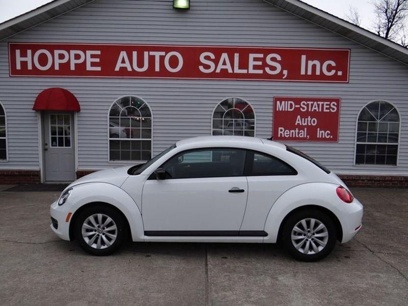 2015 Volkswagen Beetle Coupe 1.8T Classic | Paragould, Arkansas | Hoppe Auto Sales, Inc. in Paragould Arkansas