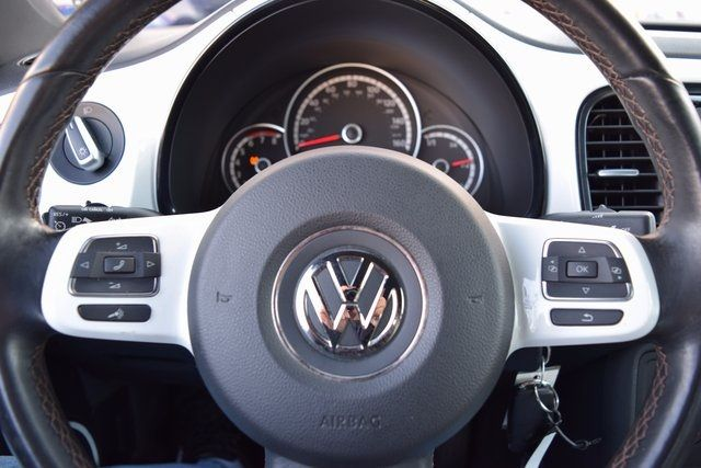 2015 Volkswagen Beetle Coupe 1.8T Classic Richmond Hill, New York 16