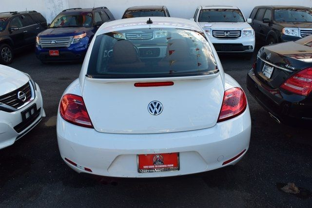 2015 Volkswagen Beetle Coupe 1.8T Classic Richmond Hill, New York 6
