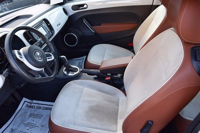 2015 Volkswagen Beetle Coupe 1.8T Classic Richmond Hill, New York 9