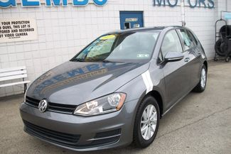 2015 Volkswagen Golf TSI S Bentleyville, Pennsylvania 47