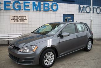 2015 Volkswagen Golf TSI S Bentleyville, Pennsylvania 48