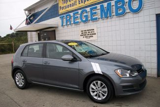 2015 Volkswagen Golf TSI S Bentleyville, Pennsylvania 3