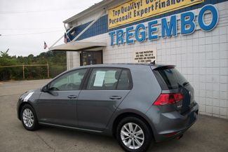 2015 Volkswagen Golf TSI S Bentleyville, Pennsylvania 7