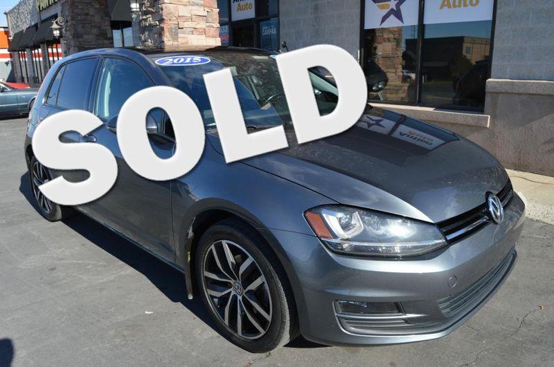 2015 Volkswagen Golf TSI SE | Bountiful, UT | Antion Auto in Bountiful UT