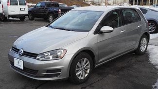 2015 Volkswagen Golf TSI S East Haven, CT 1