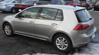 2015 Volkswagen Golf TSI S East Haven, CT 2