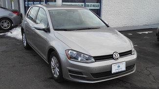 2015 Volkswagen Golf TSI S East Haven, CT 3