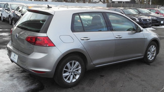 2015 Volkswagen Golf TSI S East Haven, CT 5