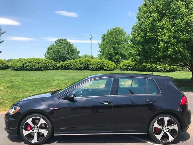 2015 Volkswagen Golf GTI 6-Speed Manual  Autobahn w/Performance Pkg Leesburg, Virginia 5