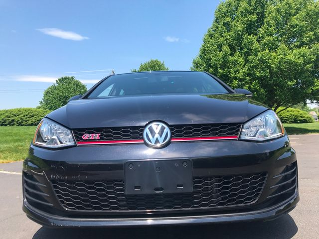 2015 Volkswagen Golf GTI 6-Speed Manual  Autobahn w/Performance Pkg Leesburg, Virginia 6