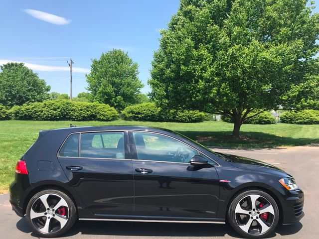 2015 Volkswagen Golf GTI 6-Speed Manual  Autobahn w/Performance Pkg Leesburg, Virginia 4