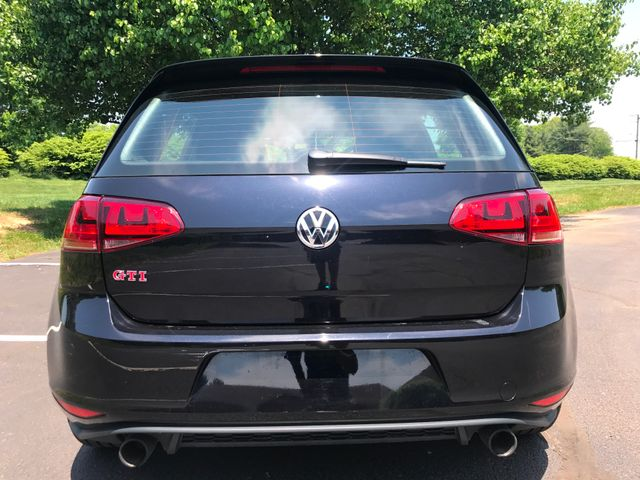 2015 Volkswagen Golf GTI 6-Speed Manual  Autobahn w/Performance Pkg Leesburg, Virginia 7