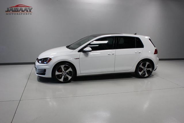2015 Volkswagen Golf GTI Autobahn Merrillville, Indiana 35